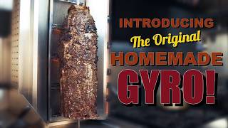 "Pizza Express Presents ""The Original"" Gyro"