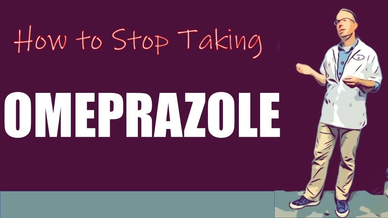 What are side effects of omeprazole