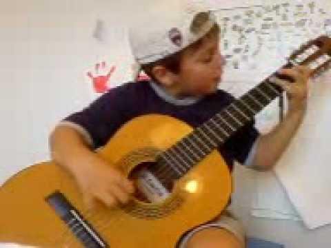 django reinhardt minor swing guitare enfant 4 ans youtube. Black Bedroom Furniture Sets. Home Design Ideas