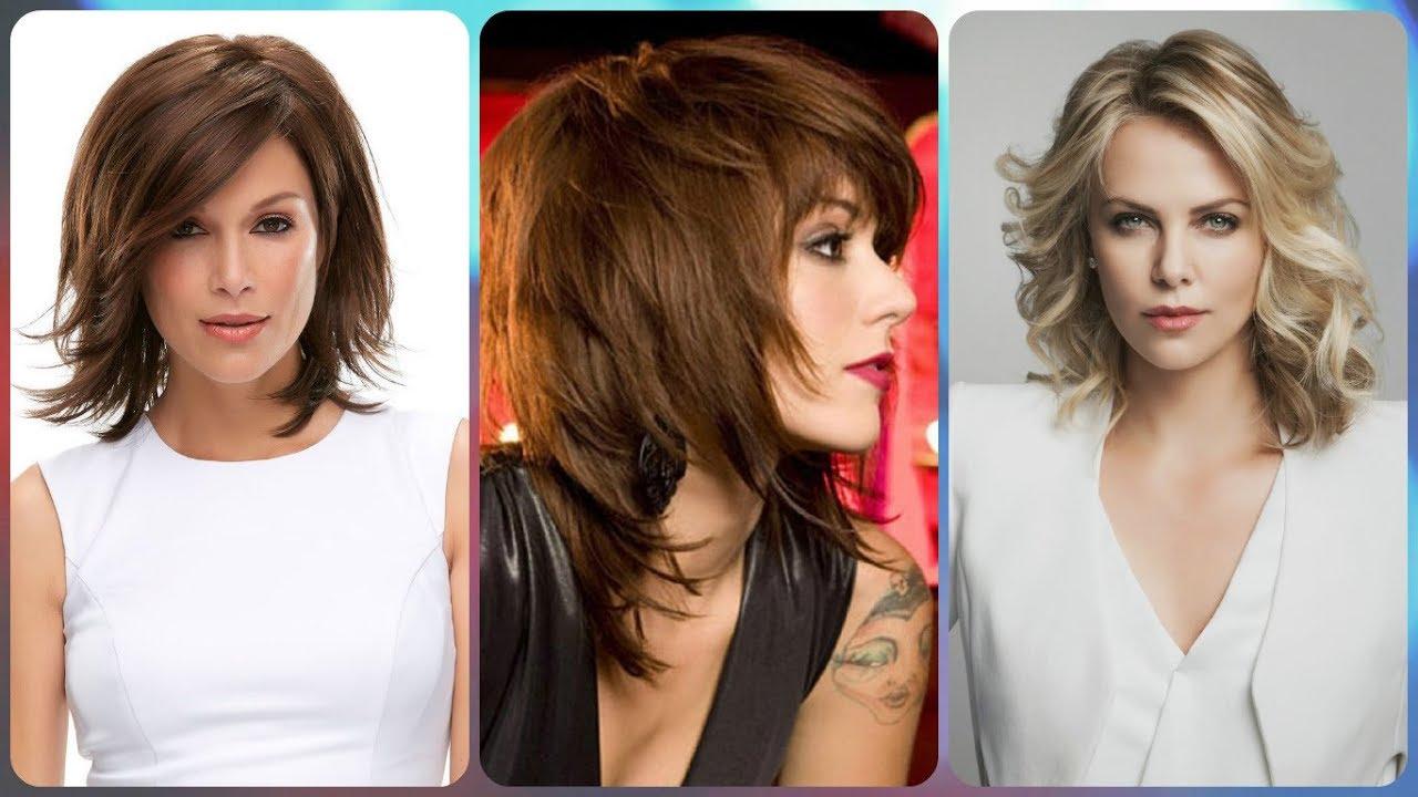 Oltre 20 🌷 fantastiche idee su capelli medio corti scalati ...