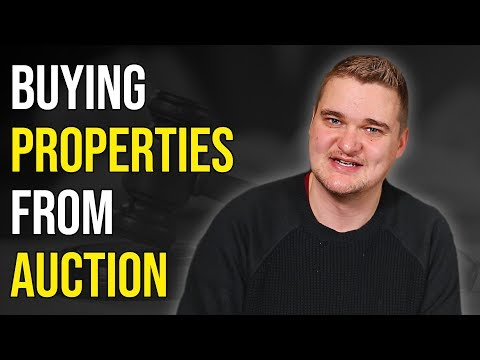 How To Buy UK Property From AUCTION | Samuel Leeds
