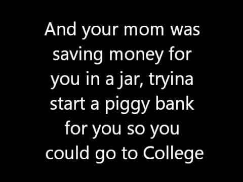 Eminem - Mockingbird Instrumental/Karaoke with Lyrics