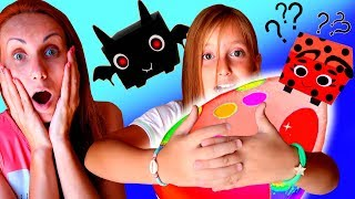 Катя потратила все ДЕНЬГИ Новый ПИТОМЕЦ ЛЕДИ БАГ Смешные котики Скетчи от Мы играем для детей kids