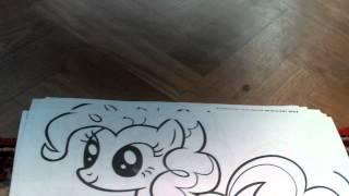 видео детские раскраски для распечатывания