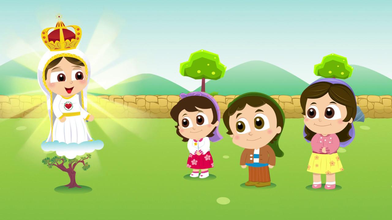 Os Pastorinhos De Fatima Aparicoes Cantinho Da Crianca Youtube