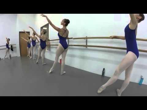 Tessa Magda Ballet Audition