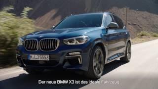 Der neue BMW X3. Die Produkthighlights.