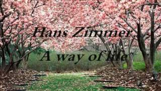 "Hans Zimmer - ""A way of life"""
