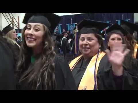 Coastal Bend College Commencement, Spring 2016, Afternoon Ceremony