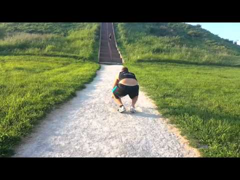 Monks Mound Challenge -July 2015