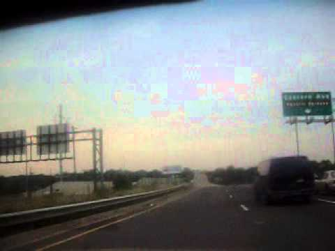 Entering Washington, DC from Maryland on Route 295