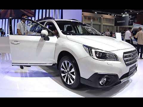 New 2016, 2017 Subaru Outback 175 hp 2.5 liter or 3.6 liter 256 hp, New Generation Subaru Outback