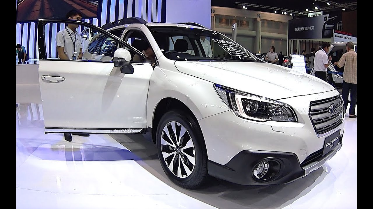 New 2016, 2017 Subaru Outback 175 hp 2.5 liter or 3.6 liter 256 hp ...