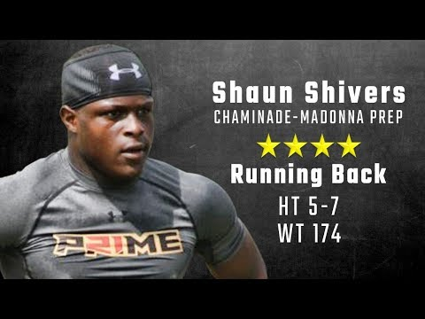 How all-purpose running back signee Shaun Shivers fits into Auburn's plans on offense