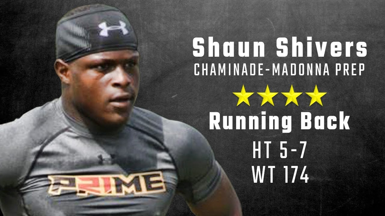 Shaun Shivers highlights | Auburn 4-star RB signee from ...
