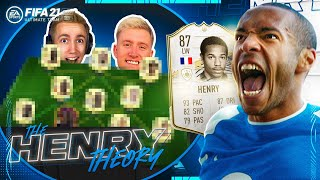 THE ENTIRE TEAM HAS BEEN SWITCHED? (The Henry Theory #6) (FIFA Ultimate Team)