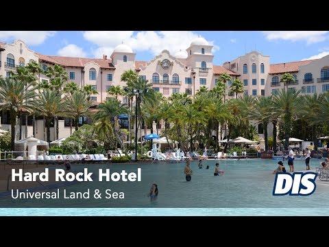 Hard Rock Hotel Overview | Universal Land & Sea