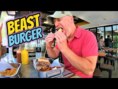 Beast Burger | Best Burger in Chiang Mai, Thailand?