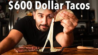 I Made 600$ Dollar Tacos | A Cook Named Matt Vlog 01