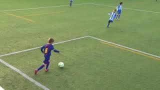 FC Barcelona U9 09 vs Malaga CF U9 09 Final 3 30 2018 Iber Cup Portugal