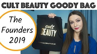 ГУДИ БЭГ Cult Beauty Goody Bag The Founders