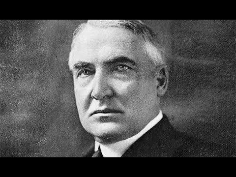 President Harding's Love Letters To Mistress Were HOT