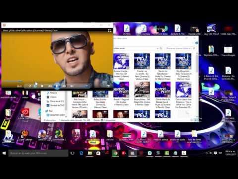 DESCARGAR PACK DE VIDEO REMIX 2017 PARA DJS|MEDIAFIRE|