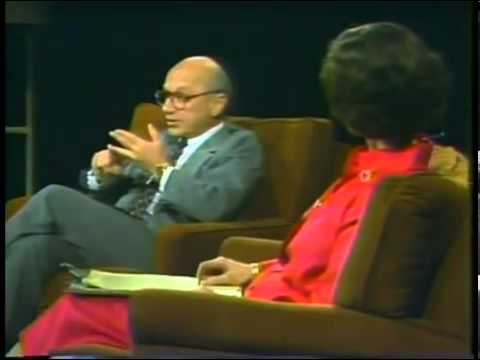 Milton Friedman on the Differences Between Economists