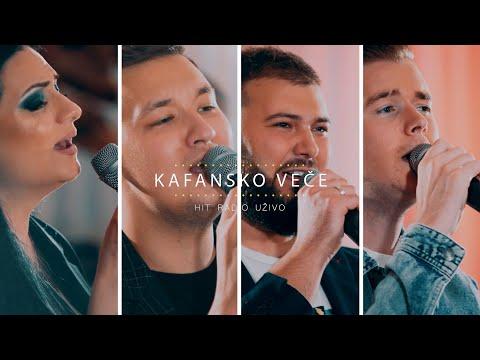 KAFANSKO VECE - MIX - Natasa, Anid, Marko, Uros & Ork. Gorana Todorovica - ( LIVE ) - ( HRU ) - HIT RADIO UŽIVO