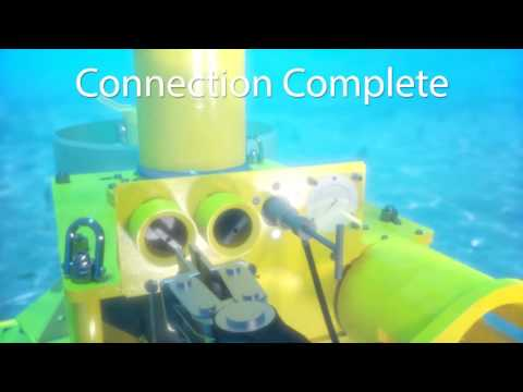 Offshore Engineering 3D Technical Animation - Trinity Animation