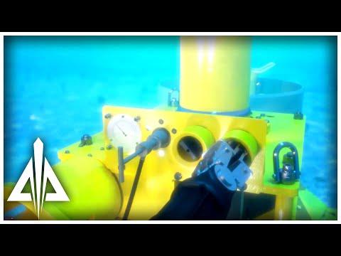 Offshore Engineering Animation