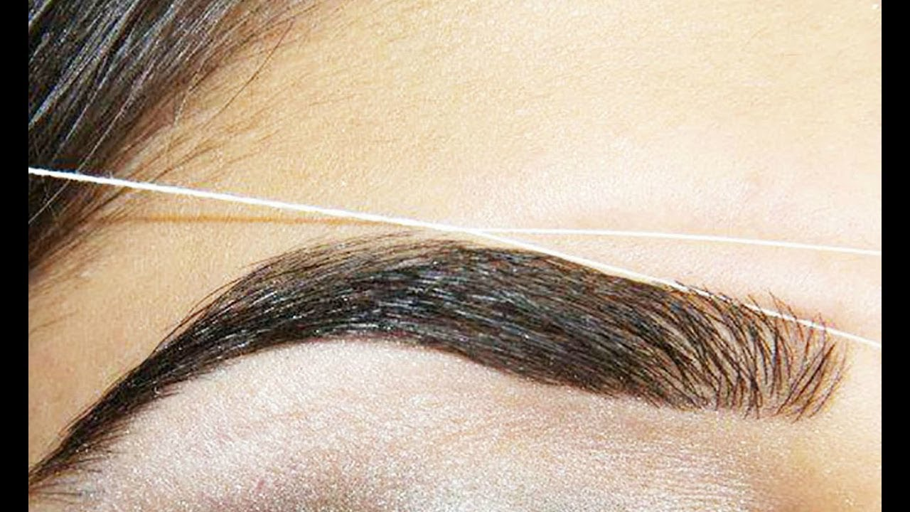 866ad0c8ad3 6 Simple Steps on How to Do Eyebrows at Home in 2019 ▷ Briefly SA
