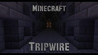 Minecraft- Tripwire csapda