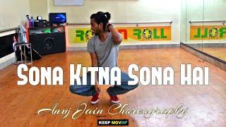 Sona Kitna Sona Hai (Hero No. 1) | Freestyle/Whine | M.A.J