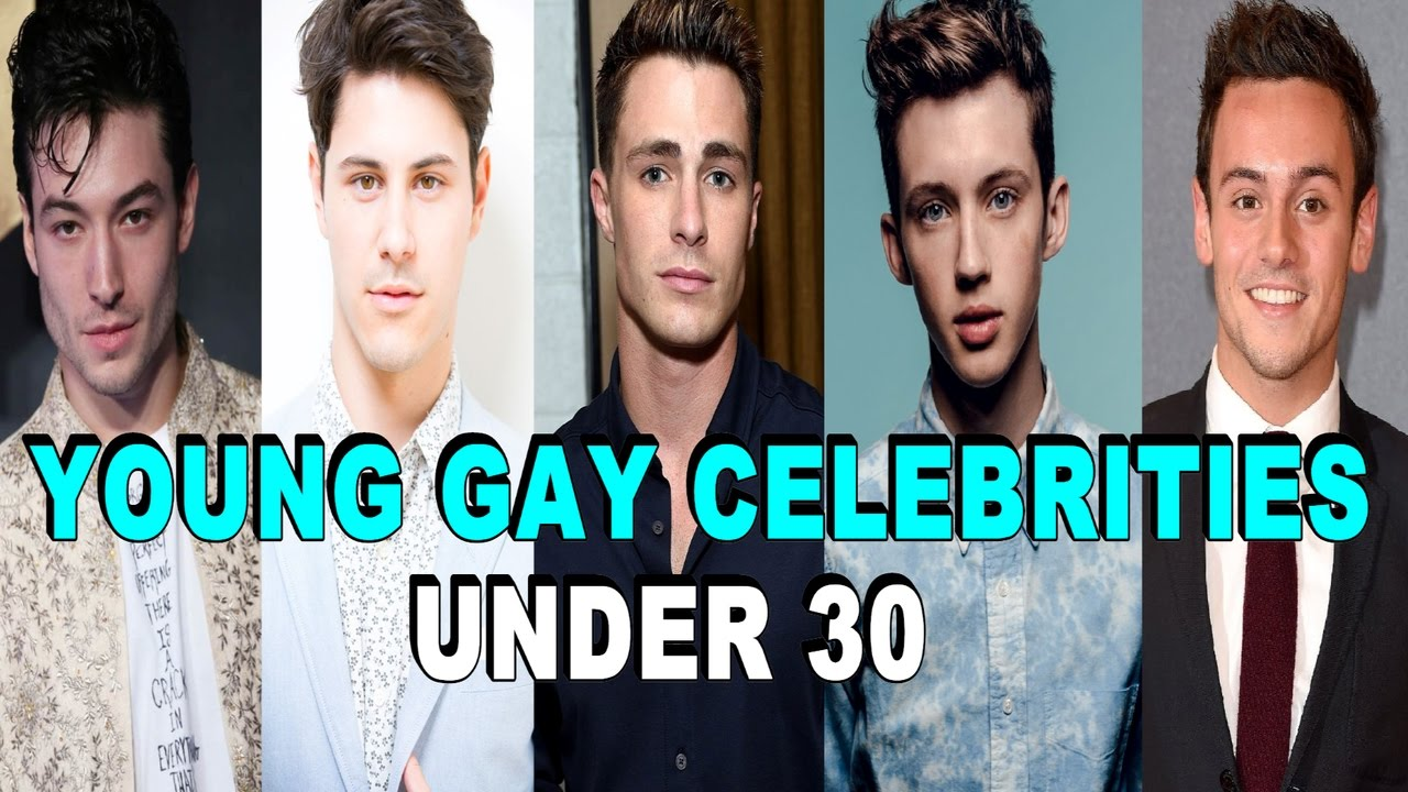 Here is a list of 20 Hottest Openly Gay Male