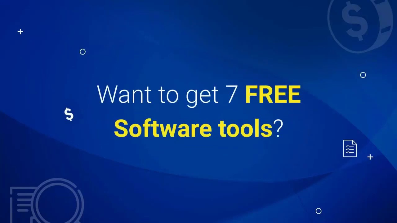 7 free software tools for Clickbank, Jvzoo and Warriorplus
