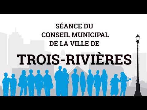 Séance du conseil municipal - 19 juin 2018