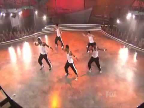 Top 5 Guys GROUP ROUTINE SYTYCD