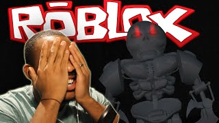 ROBLOX: BEFORE THE DAWN! - SCARIEST GAME! - Part (1)