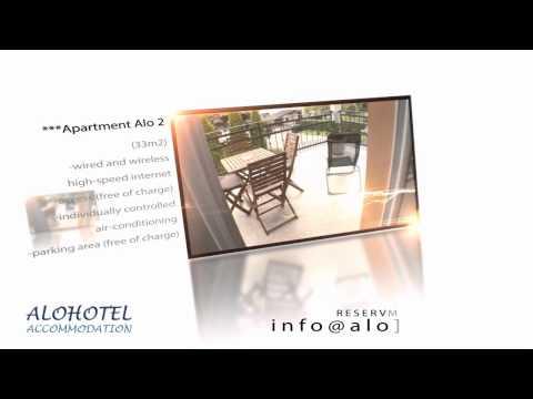 Apartment Ljubljana - Alo Hotel Accommodation Ljubljana