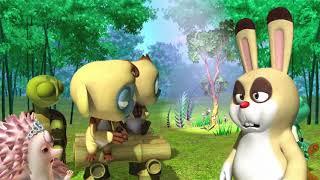 Кротик и Панда -  51 - Новые мультики для детей