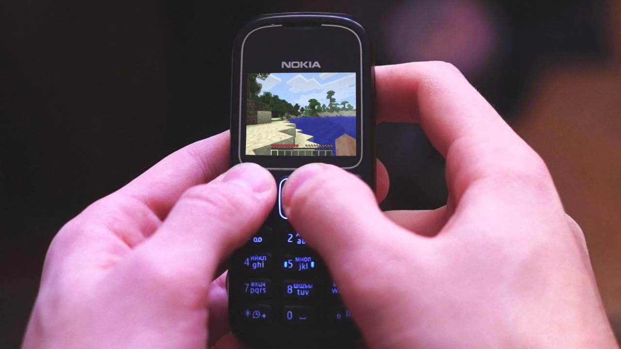 скачати майнкрафт на смартфон нокіа 500 #10