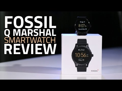 Fossil Q Marshal Smartwatch Review | India Price, Verdict, and More