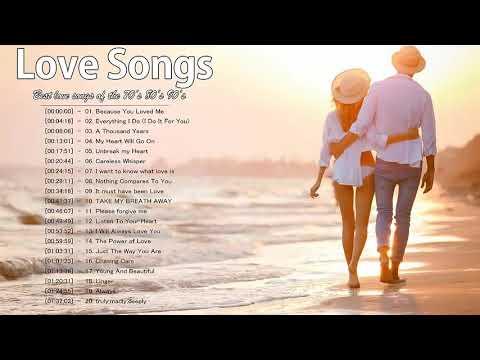Canzoni d'amore Inglese ❤ La Piu Bella Musica Romantica Inglese 2020 ❤ Musica San Valentino 2020