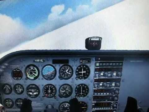 VFR pilot enters IFR conditions  MAYDAY  ATC  records