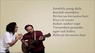 Fourtwnty - Zona Nyaman OST. Filosofi Kopi 2: Ben & Jody ( Lirik Lagu )...