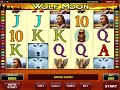 Wolf Moon video slot - Play in online casino with Review