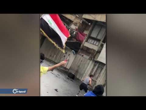 كر وفر تشهده بين المتظاهرين وقوات الامن في ساحات الاحتجاج العراقية  - نشر قبل 11 ساعة