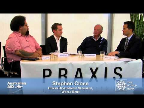Praxis Discussion Series: Youth Employment