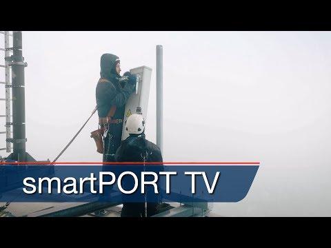 New Mobile Standard 5G in the Port of Hamburg